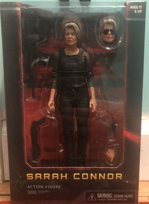 Terminator Dark Fate Sarah Connor Action Figure for Sale in Rensselaer, NY