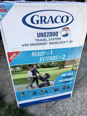 Graco travel system for Sale in North Tonawanda, NY