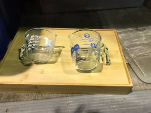 PYREX MEASURING CUPS for Sale in Washington, DC
