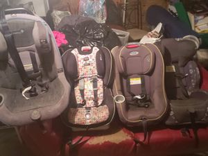 Car seats for cheap! $15 each!! for Sale in Chicago, IL