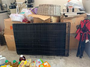 Extra large dog crate for Sale in Franklin, TN