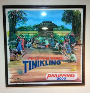 Tinikling from the Phillipenes for Sale in Everett, WA