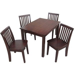 Brand new in box hardwood table and chair sets for Sale in Las Vegas, NV