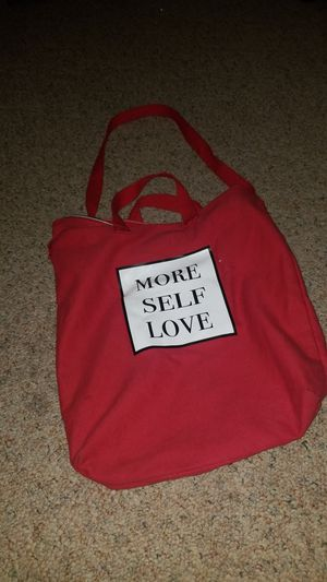 More self love bag for Sale in Pueblo, CO