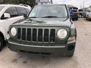 Jeep Patriot 2007 only 131k today 3800!!! Clean title very good condition for Sale in Orlando, FL