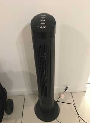 Fully functional tower fan for Sale in Miami, FL