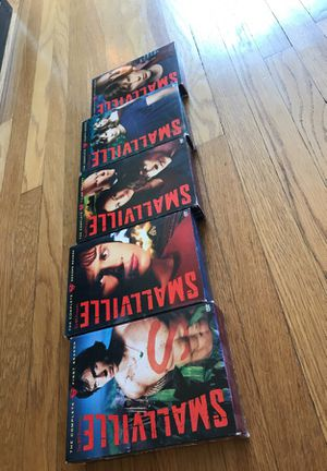 First 5 seasons of smallville for Sale in Portland, OR