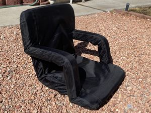 Bleacher Cushion Seat with Adjustable Backrest for Sale in Peoria, AZ