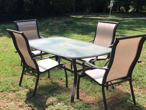 Patio furniture for Sale in Roswell, GA