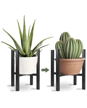 "Brand new! Metal Plant Stand for Indoor Plants Outdoor Planters,Adjustable Width(10"" to 16"") Plant Holder Flower Pot Stand (Pot&Planter Not Included) for Sale in Miami, FL"