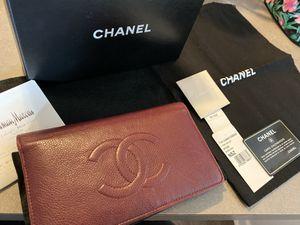 Chanel Yen Wallet for Sale in Aloha, OR