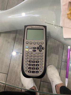 TI-89 Calculator for Sale in Cypress, TX
