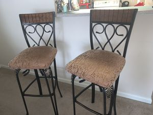 """29"""" BAR STOOLS [PAIR] for Sale in Raleigh, NC"""