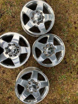 2013 GMC Sierra 2500 HD wheels for Sale in Graham, WA