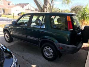 Honda crv 2001 w/ ac for Sale in TEMPLE TERR, FL