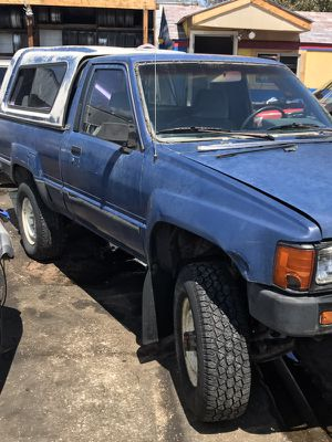 1986 Toyota 4wh pickup for Sale in Denver, CO