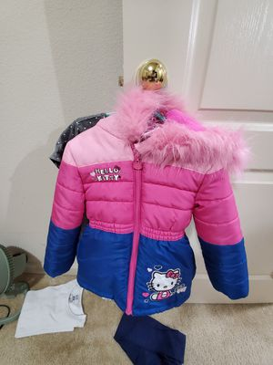 Hello kitty toddler jacket for Sale in Fresno, CA