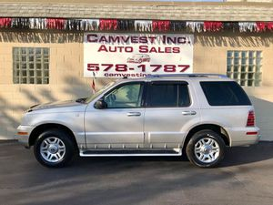 2004 Mercury Mountaineer for Sale in Depew, NY