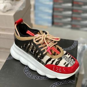 VERSACE CHAIN REACTION SNEAKERS for Sale in Silver Spring, MD