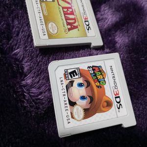 Zelda/Mario - nintendo 3ds games for Sale in Madera, CA