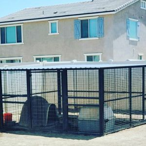 10x10 kennel for Sale in Perris, CA