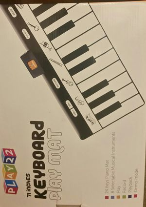Play 22 keyboard for Sale in Denver, CO
