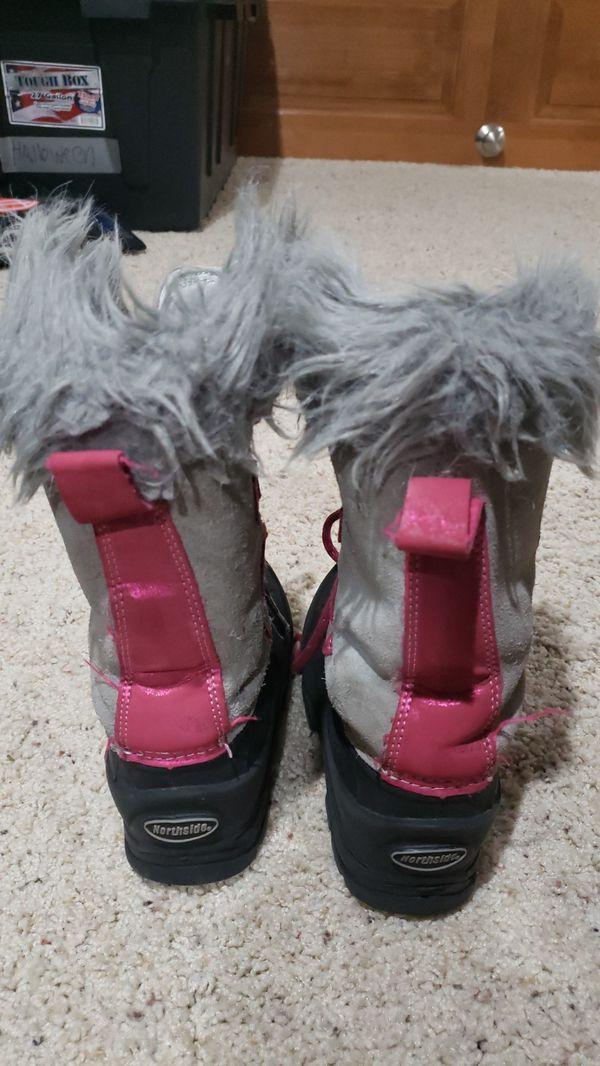 Girls Northside Snow Boots