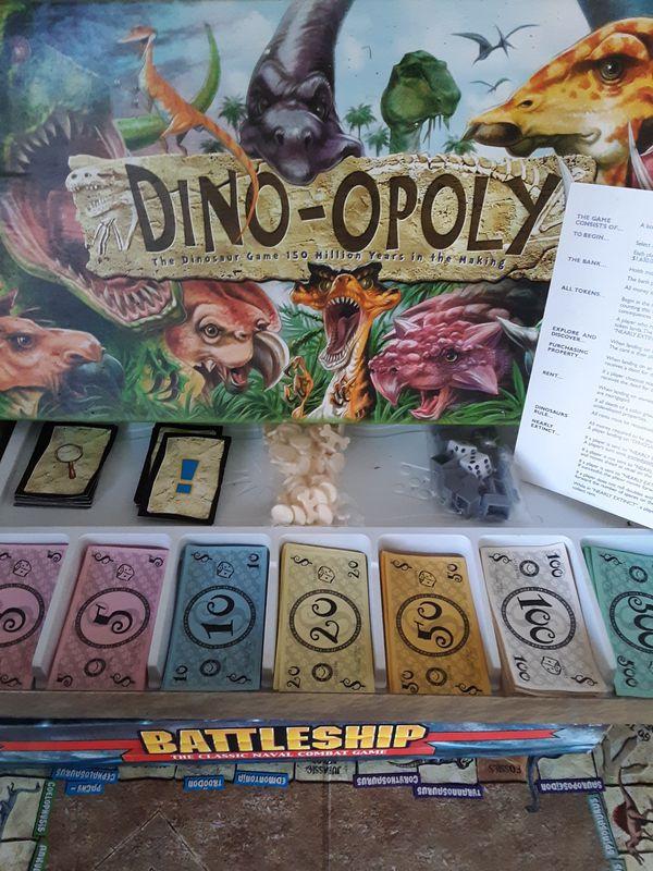 Dinooppaly game
