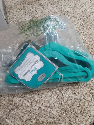 Children's velvet hangers for Sale in Addison, TX