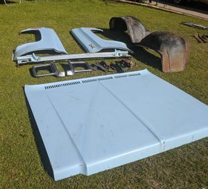 Chevy and GMC truck C10 parts. Hood fenders etc for Sale in Glendale, AZ