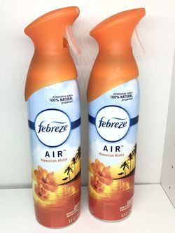 Febreze Spray Hawaiian Scent for Sale in Brentwood,  MD