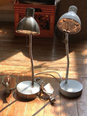 Desk lamps for Sale in Newcomerstown, OH