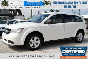 2013 Dodge Journey for Sale in West Palm Beach, FL