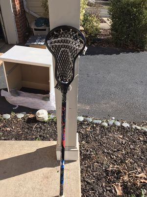 Boys lacrosse stick for Sale in Sterling, VA