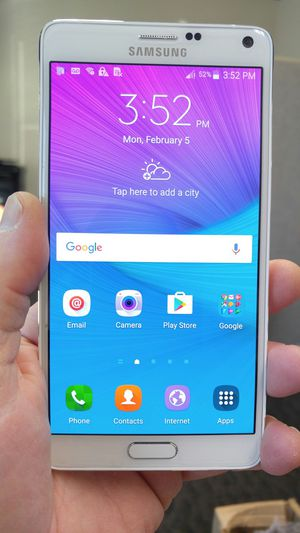 Samsung Galaxy Note 4 Sprint for Sale in Takoma Park, MD