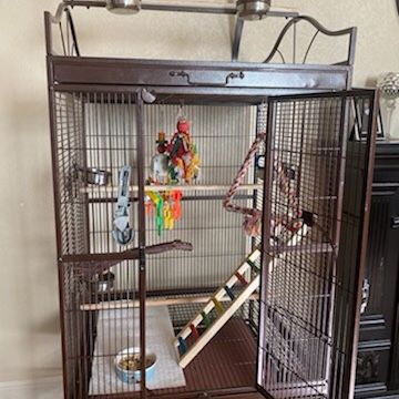 Brand New In The Box Bird Cage