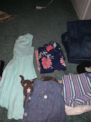 12-18 months girls clothes bundle for Sale in Pinetop, AZ