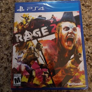 Playstation 2 Game Rage 2 for Sale in Vancouver, WA