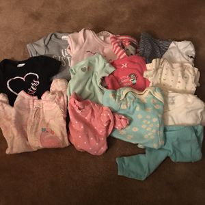 Newborn Girls Clothes for Sale in Crofton, MD