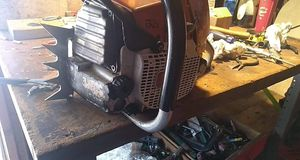 Legendary 046 Magnum Chainsaw, Fresh Rebuild! Bottom to top, crank to carb for Sale in NJ, US