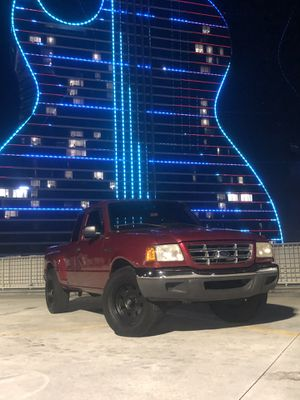 2001 Ford Ranger xlt for Sale in Cooper City, FL