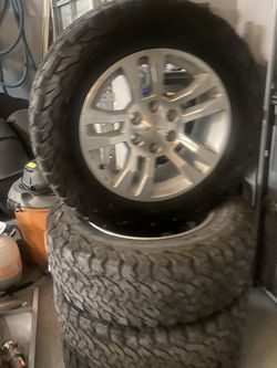 Chevy Wheels And Tires for Sale in Bakersfield,  CA
