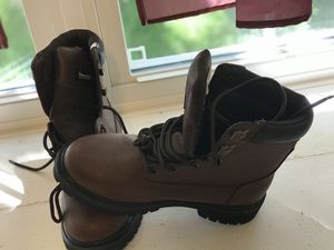 Work boot with steel toe for Sale in Silver Spring, MD