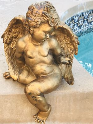 Holiday cherub collection... for Sale in Huntington Beach, CA