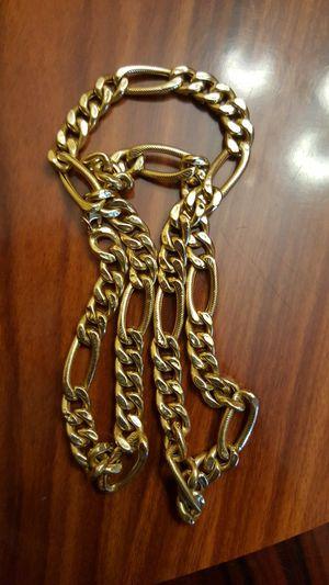 18k cadena de oro puro for Sale in Bethesda, MD