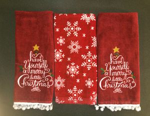 Christmas Kitchen Towels for Sale in Hoffman Estates, IL