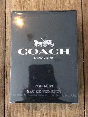 Coach 'For Men' cologne for Sale in Smyrna, TN