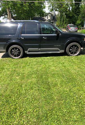 Black 22in rims for Sale in Columbus, OH