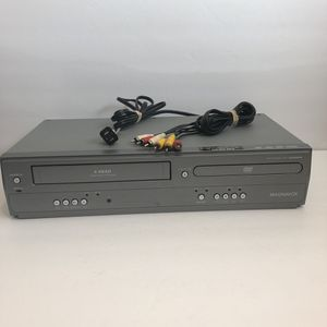 Magnavox DVD Player DM200MW8 VCR Video Cassettes Recorder Hi-Fi for Sale in Kirkland, WA