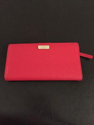Kate Spade Red Wallet for Sale in Oceanside, CA